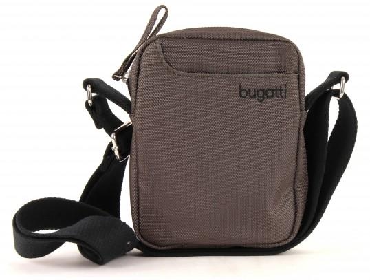 Bugatti taška Jason šedá 49556049 Šedá