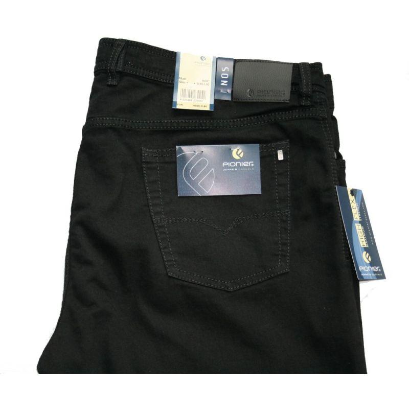 Pionier pánské kalhoty (jeans) Marc 2006 6372 100 Černá W38/L36
