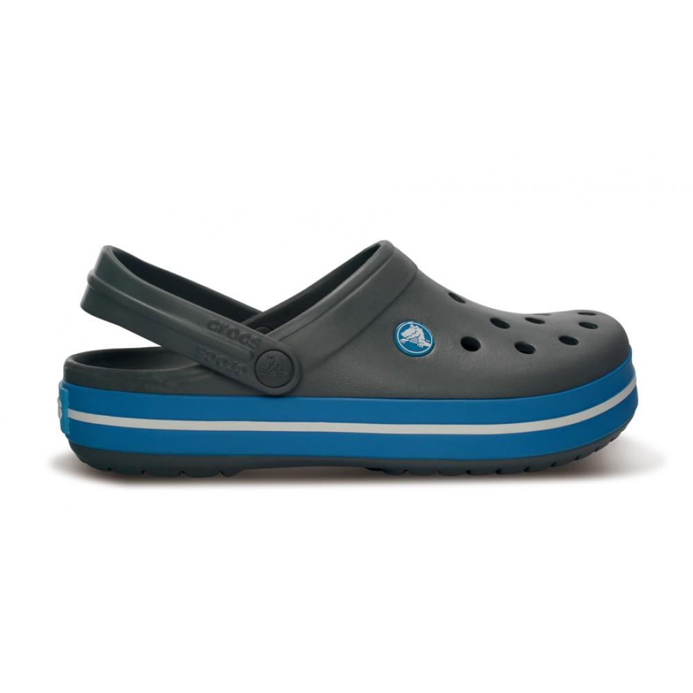 Crocs Crocband Charcoal/Ocean Šedá 38-39