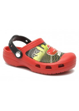 Crocs Lightning McQueen Clog Red