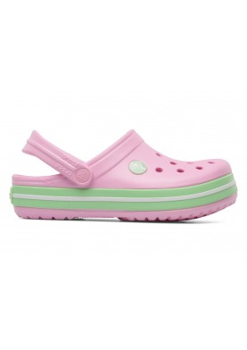 Crocs Crocband Kids Carnation/Green
