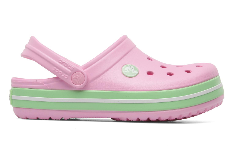 Crocs Crocband Kids Carnation/Green Růžová 32-33