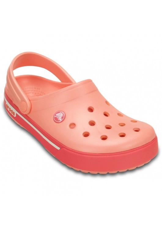 b6a36fc46c Crocs Crocband II.5 Clog Melon Coral - Superjeans.cz