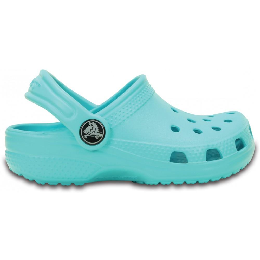 Crocs Classic Kids Pool Modrá 29-31
