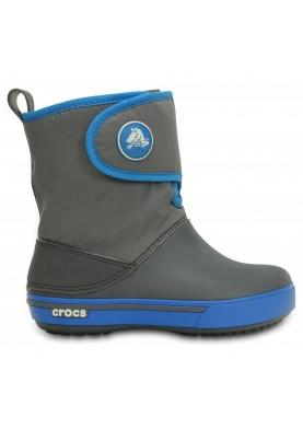 Crocs Crocband Gust Boot Charcoal/Ocean