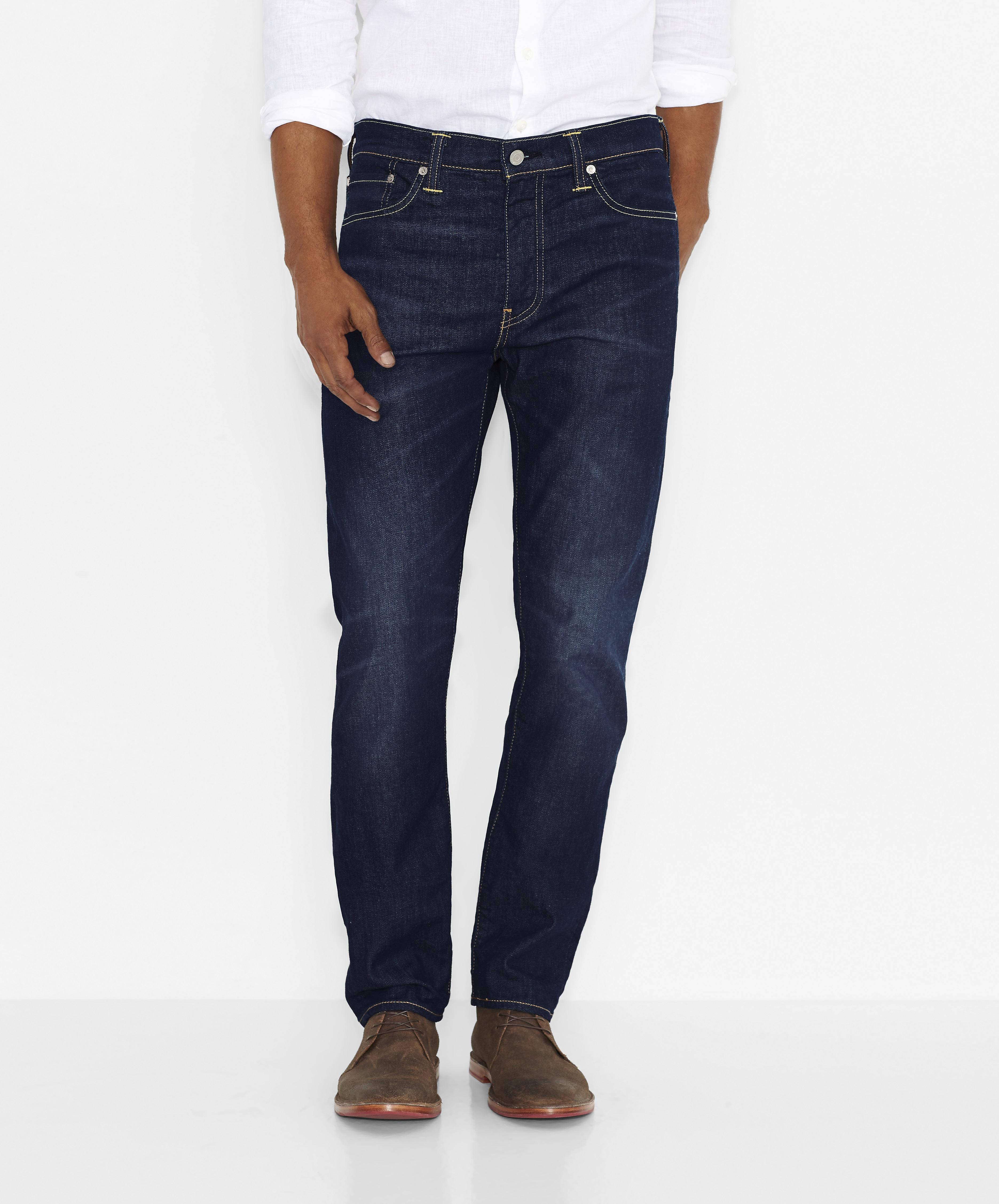 Levi´s pánské kalhoty 508™ Regular Taper Jeans 16508-0269 Modrá W32/L34