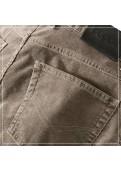 Bugatti pánské manžestové kalhoty (4)