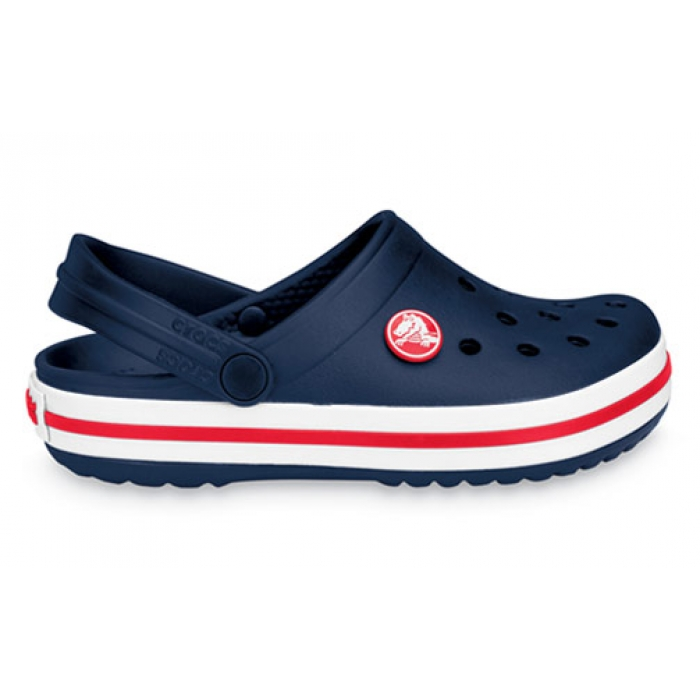 Crocs Crocband Kids Navy Modrá 27-28