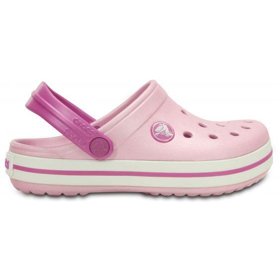 Crocs Crocband Kids Ballerina Pink/Wild Orchid Růžová 34-35