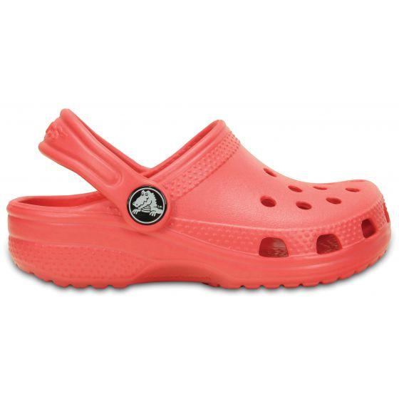 Crocs Classic Kids Coral Oranžová 27-28
