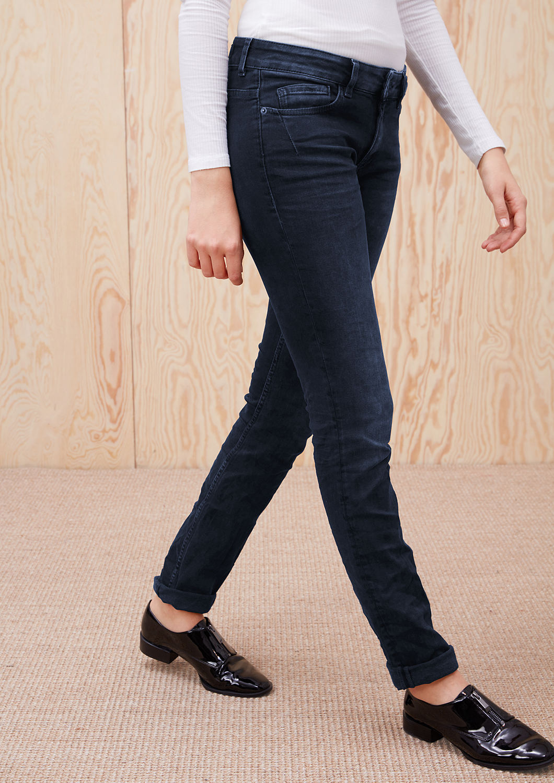 s.Oliver dámské kalhoty (jeans) 14.609.71.2904/59Z4 Modrá 38/34