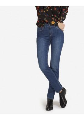 Wrangler dámské kalhoty (jeans) High Slim W27G9179H