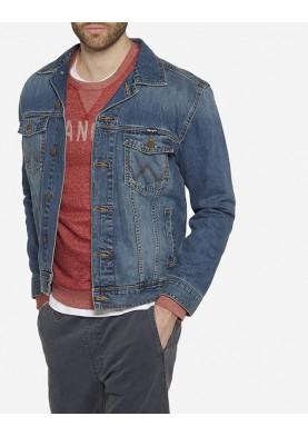 Wrangler pánská džínová bunda W4481514V