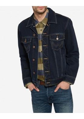 Wrangler pánská džínová bunda W41001705