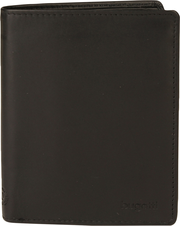 Bugatti pánská kožená peněženka 49107801 Černá