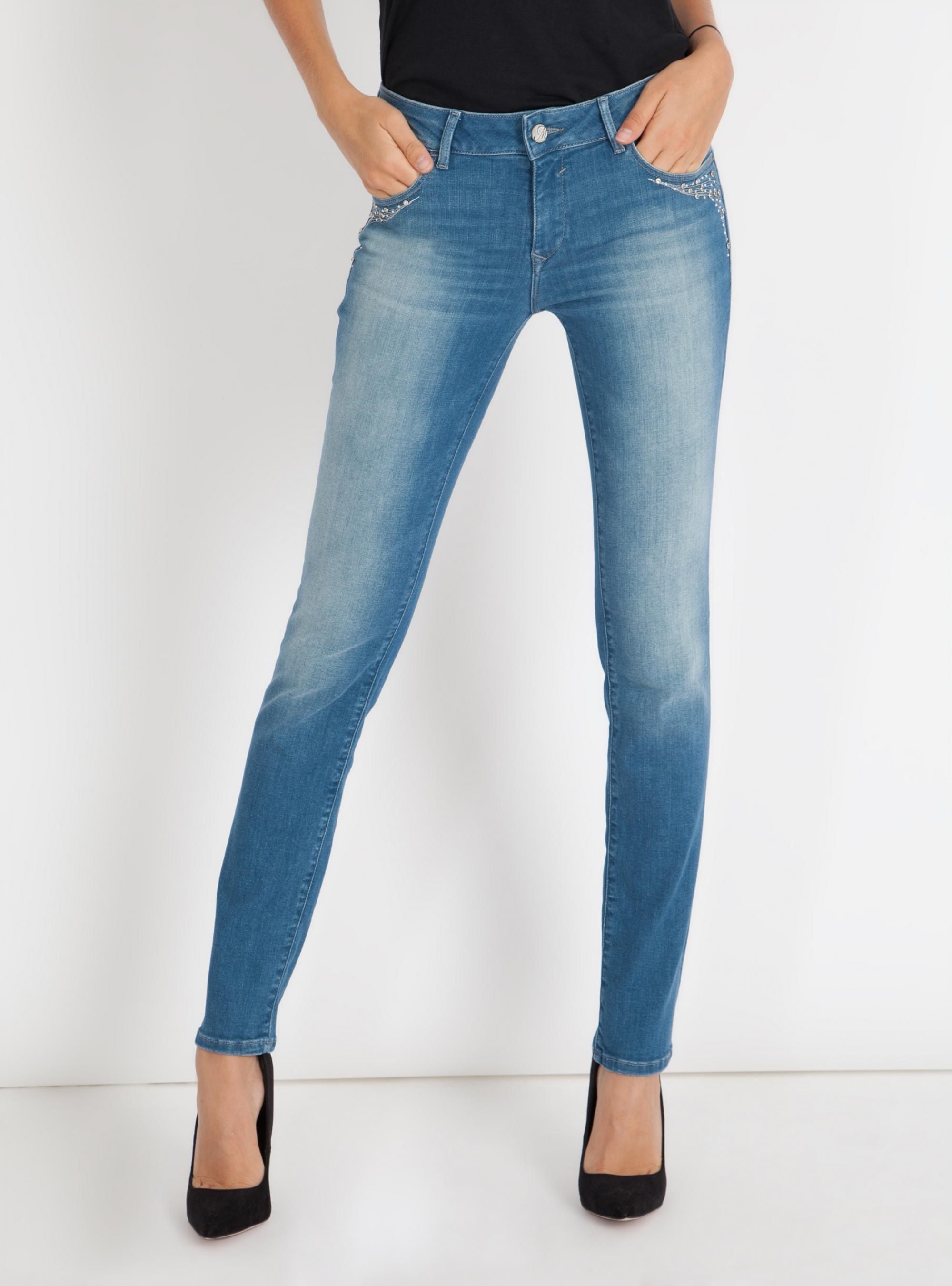 Mavi dámské kalhoty Sophie 10704-22125 Modrá W30/L30