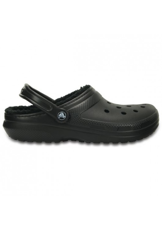 Crocs Classic Lined Clog Black