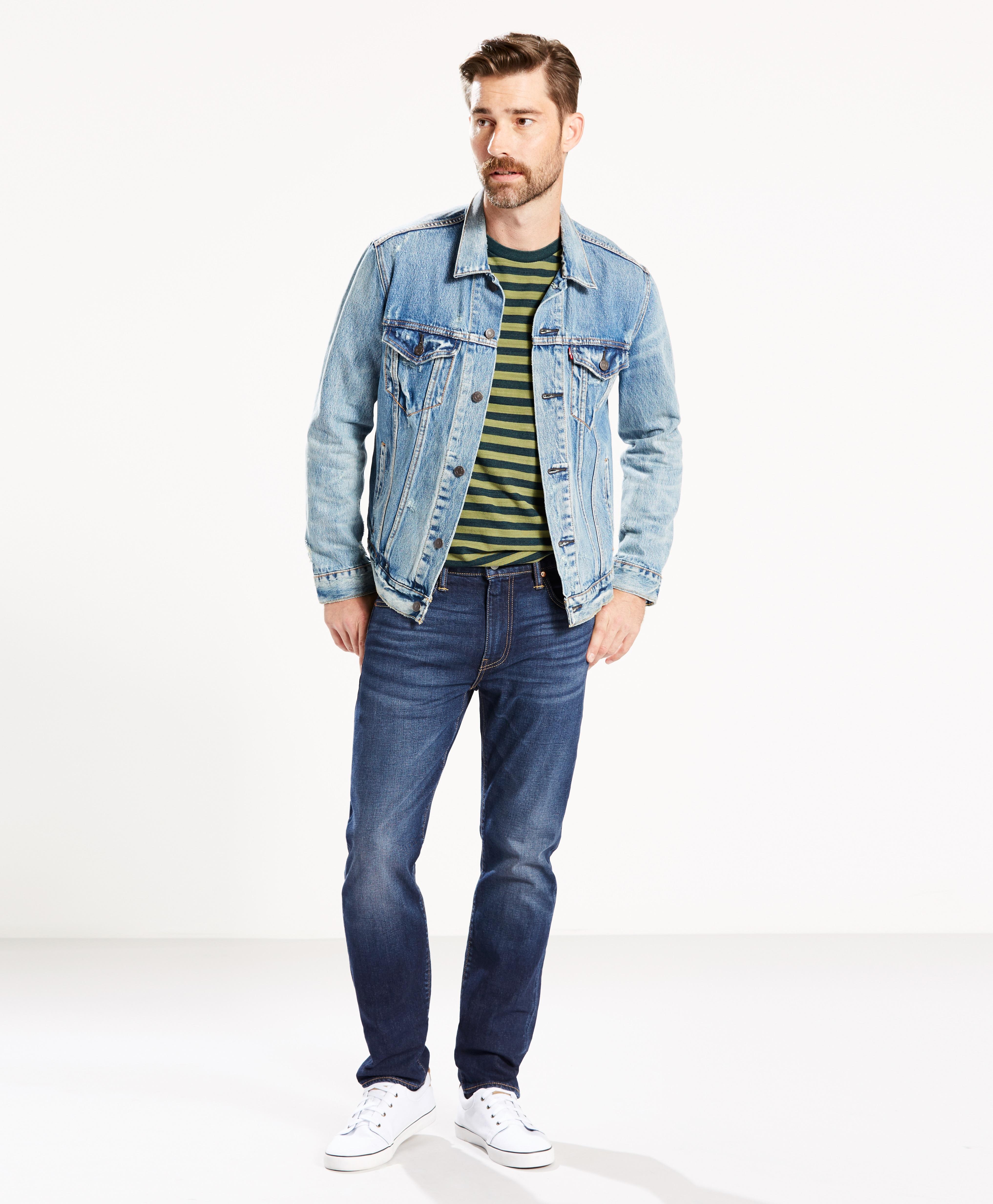 Levi´s pánské džíny 502 29507-0011 Modrá W32/L34