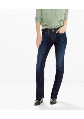 Levi´s dámské džíny 714 Straight