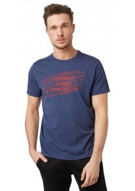 Tom Tailor pánské triko 10372040010/6814