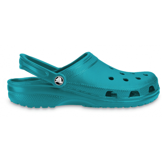 Crocs Classic Turquoise Modrá 37-38
