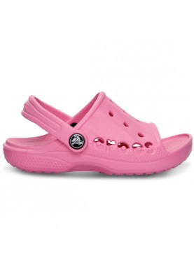 Crocs Baya Slide Kids Pink Lemonade