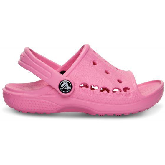 Crocs Baya Slide Kids Pink Lemonade Růžová 29-31