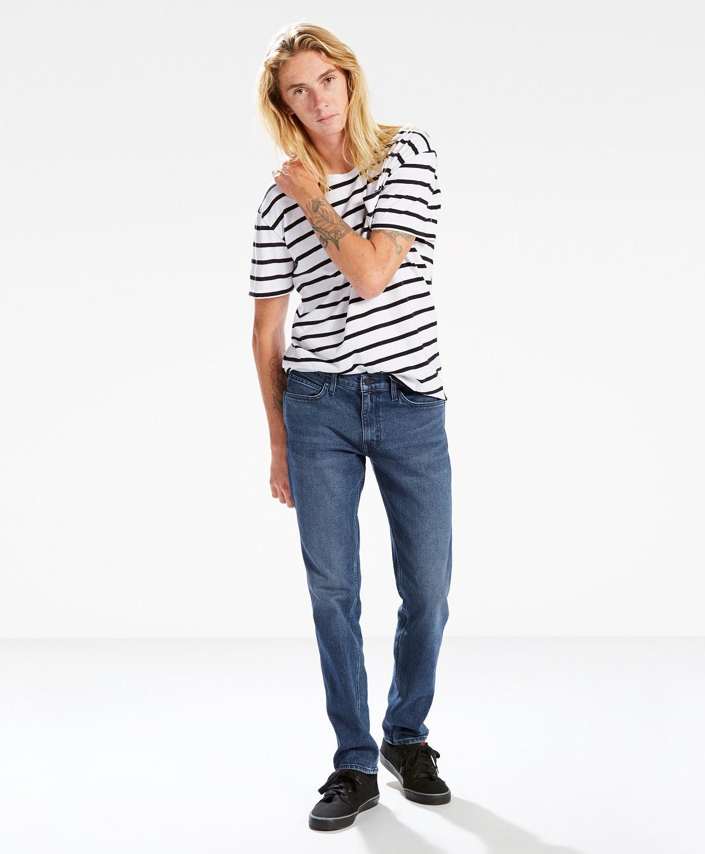 Levi´s pánské kalhoty Line 8 Slim Straight 29923-0003 Modrá W36/L32