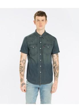 Levi´s pánská džínová košile 21978-0027