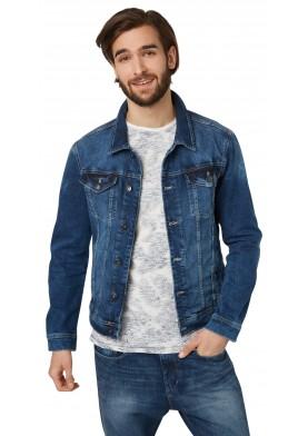 Tom Tailor pánská džínová bunda 35331380010/1052