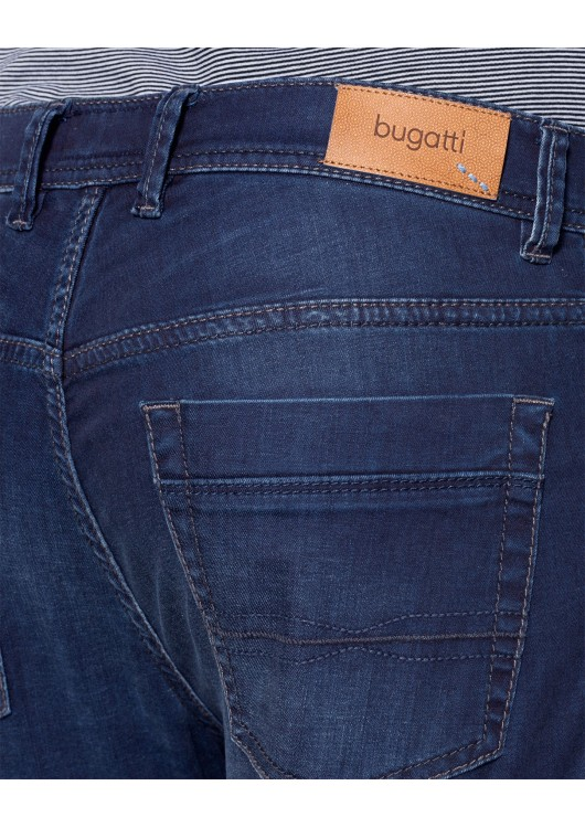 793b1450c55 Bugatti pánské kalhoty (jeans) Madrid 76619 394 · Obrázek (1) · Obrázek (2)