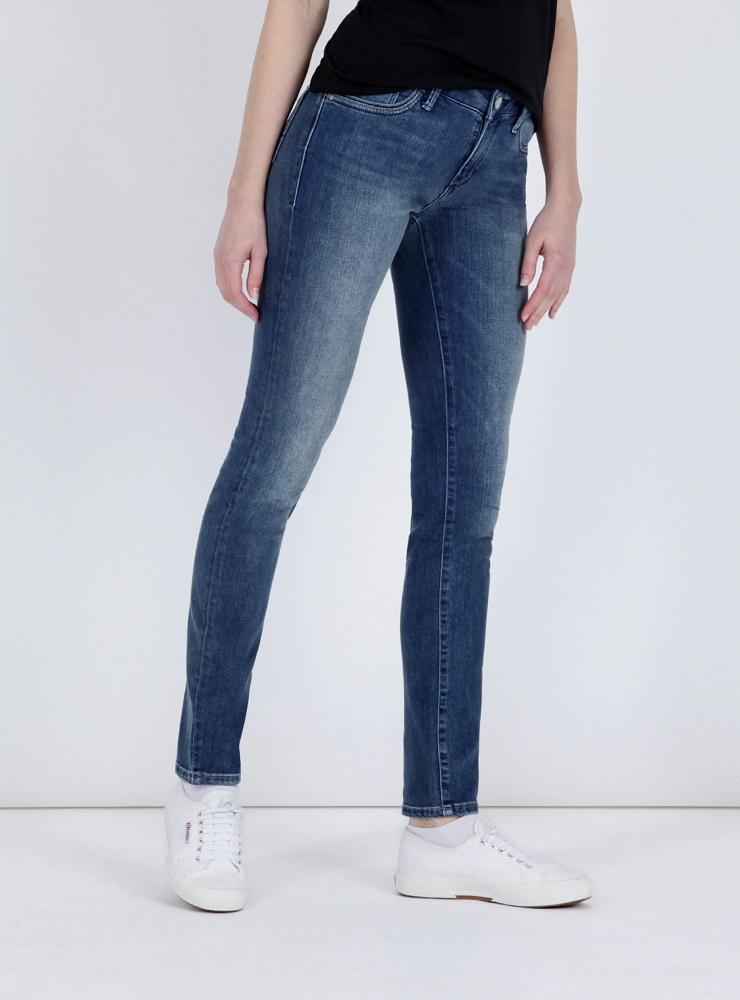 Mavi dámské kalhoty Nicole 10872-22504 Modrá W28/L30