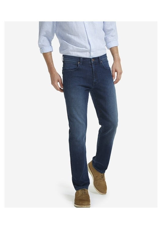 Wrangelr pánské džíny modré Arizona