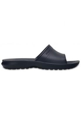 Crocs pánské pantofle Classic Slide Navy