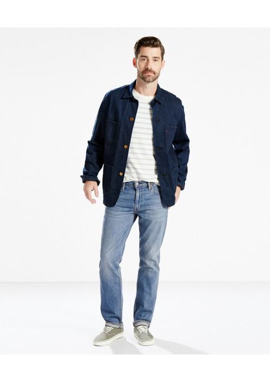 Levi´s pánské džíny 504™ STRAIGHT FIT 29990-0552