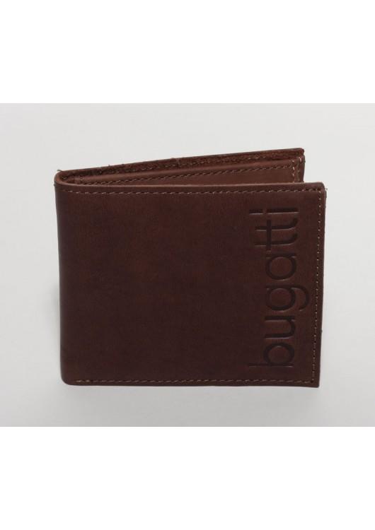 Bugatti kožená peněženka