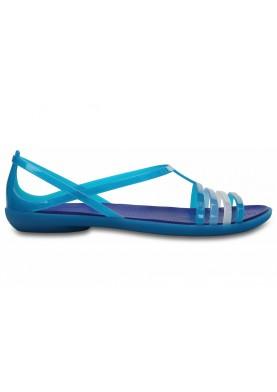 Crocs Isabella Sandal Turquoise/Cerulean Blue