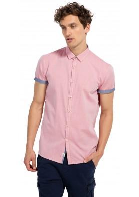 Tom Tailor Denim pánská košile s krátkým rukávem