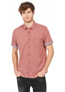 Tom Tailor pásnká košile s jemným vzorem
