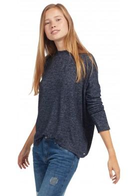 Tom Tailor Denim pulovr s jemným melírem