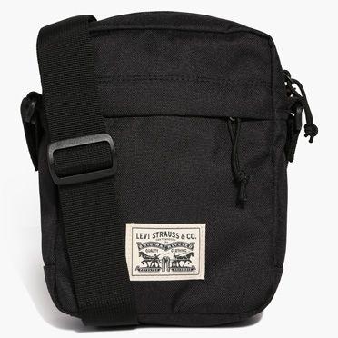 Levis pánská taška přes rameno 38005-0004 Černá