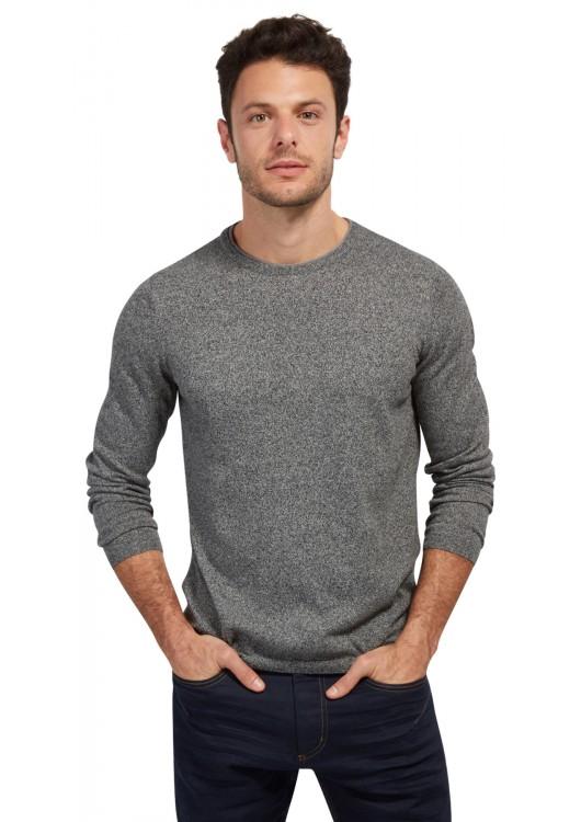 Tom Tailor pánský melírovaný svetr