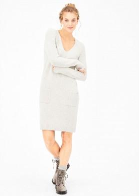s.Oliver ležérní pletené šaty