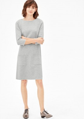 s.Oliver dámské šaty z pleteniny