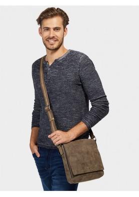 Tom Tailor taška hnědá Nils