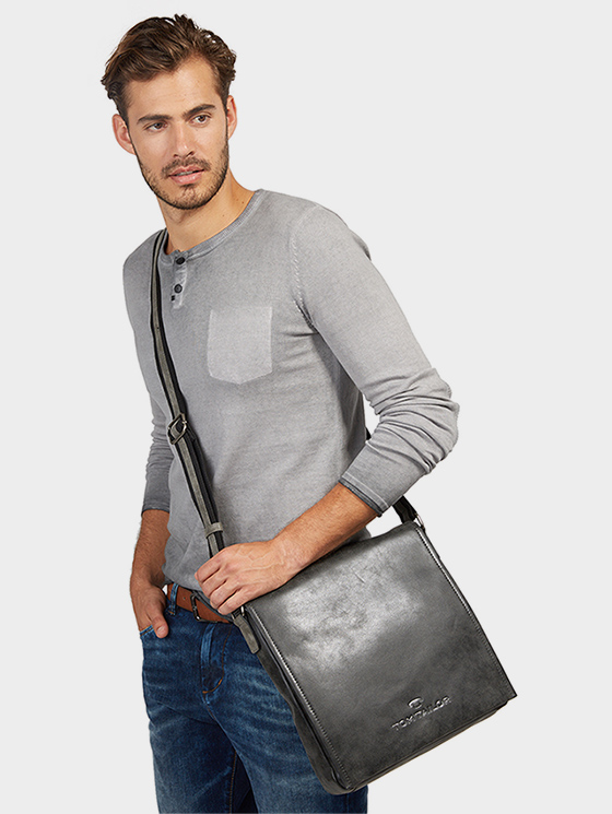 Tom Tailor pánská taška černá Nils 22202/60 Černá
