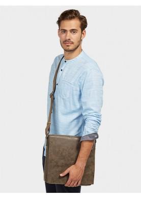 Tom Tailor pánská taška hnědá Nils