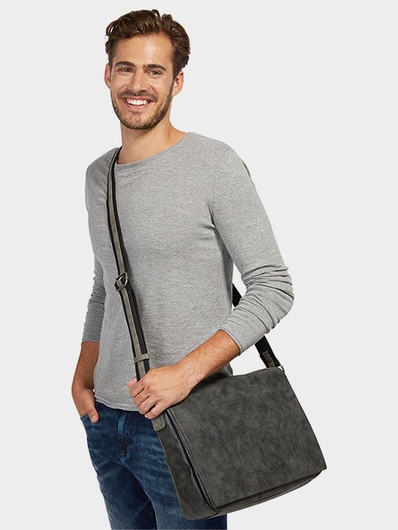 Tom Tailor taška na notebook Nils 22203/60 Černá