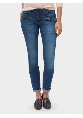 Tom Tailor dámské džíny modré Alexa Slim