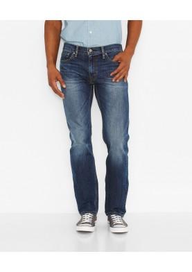 Levi´s pánské džíny modré 504